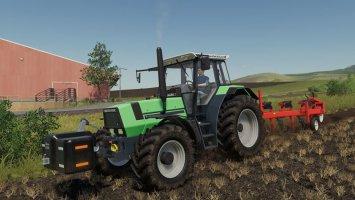 Deutz AgroStar 661 fs19