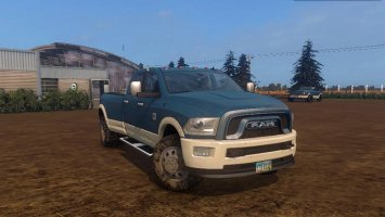 Dodge RAM 3500 v1.3 final fs17