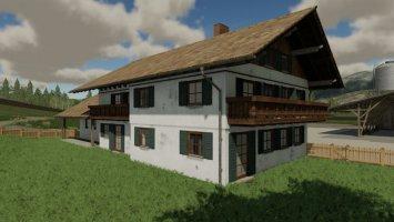 Farmhouse Prefab fs19