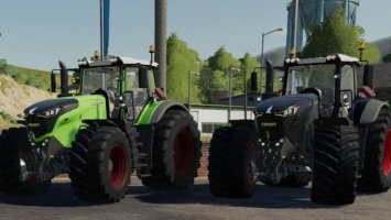 Fendt 1000 Vario v1.0.0.4 by Alex Blue