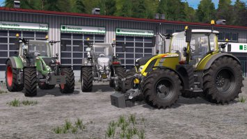 Fendt 700 Vario SCR V1.1.0.0 MR