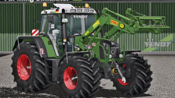 Fendt 818/820 Vario TMS Full Pack fs17