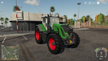 Fendt 900 Vario Fixed by Stevie
