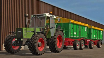 Fendt Favorit 600 LSA (611, 612, 615) fs17