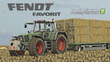 Fendt Favorit Series 816-824 v3.0 fs17