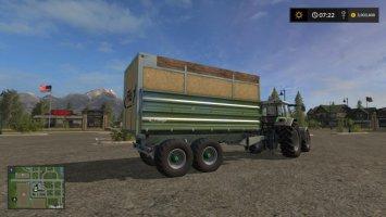 Fliegl TDK160 FS17