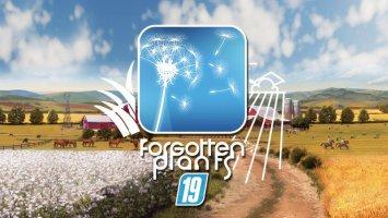 Forgotten Plants - Grass / Acre v2.2.0 fs19