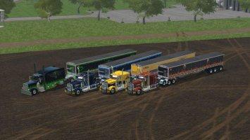 FS17 Trucks & Tippers