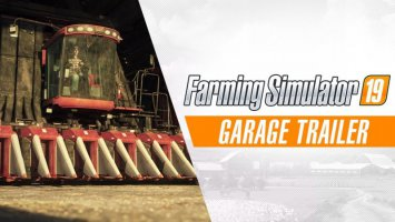 [FS19] Enter the Farming Simulator 19 garage news