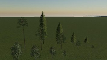 FS19 Trees