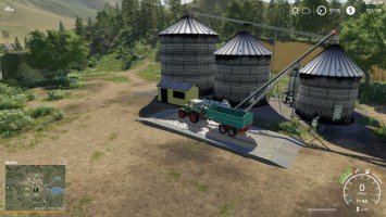 Large Grain Silo v1.0.1.0 fs19