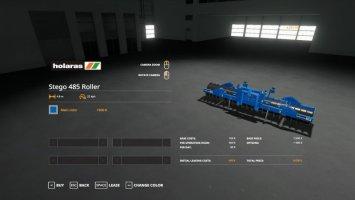 Holaras Stego 485 Roller fs19