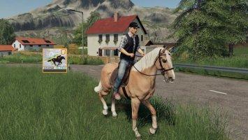 Horse helper fs19