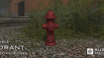 Hydrant with Watertrigger fs19
