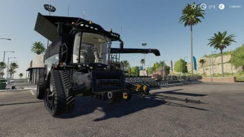 IDEAL combine and cutter pack v2.0 fs19