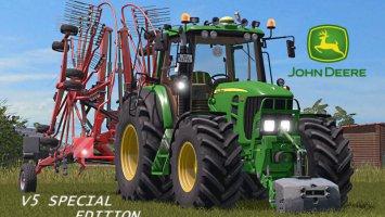 John Deere 7430/7530 V5.0 Special Full fs17