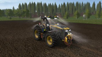 JOHN DEERE 8530 BLACK SHADOW v2.2