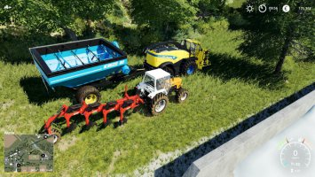 Kinze Wagons Multifruit Pack by Cheva 1.0.1R