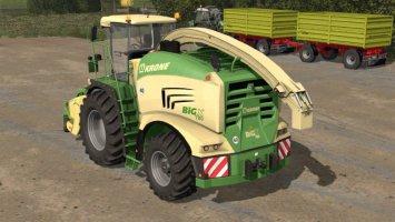 Krone BiGX780 fs17