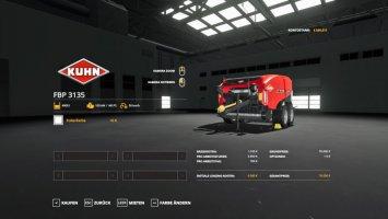 Kuhn FBP 3135 Speed