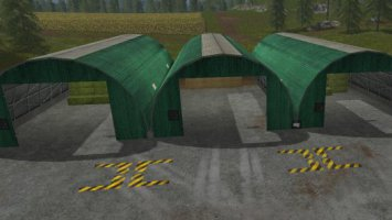 LARGE SQUARE/COTTON BALE STORAGE v1.0.1.0 fs17