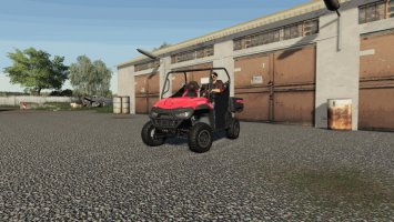Mahindra Retriever 1000 fs19
