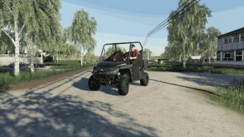 Mahindra Retriever 1000 Limited Edition fs19
