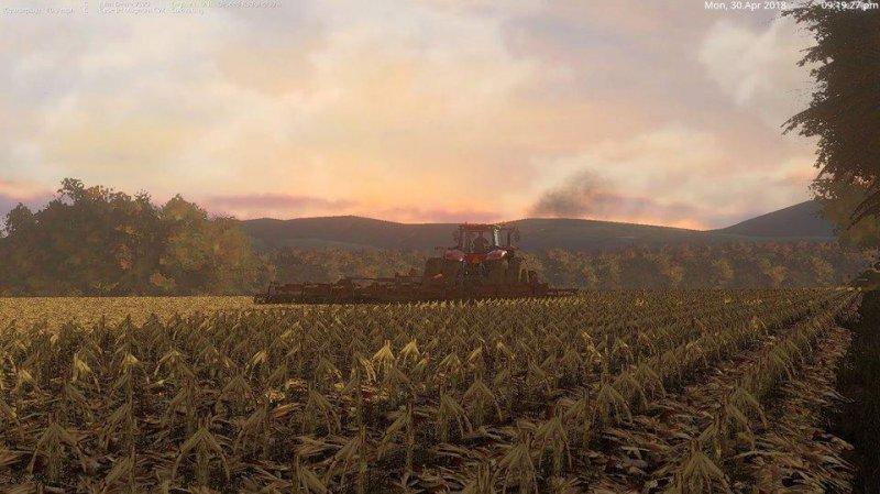 Maize textures FS17