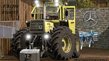 MB Trac 1300/1500 V2.0 Full Pack fs17