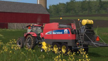 New Holland BB960A fs17