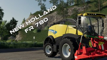 New Holland FR 780 fs19