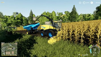 New Holland FR 780 model 2018 by Cheva 1.0.1R fs19