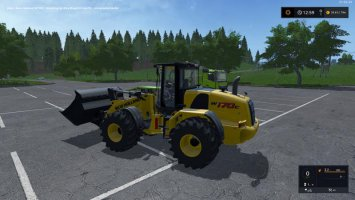 New Holland loader by Alex Blue v1.4.0.4 fs17