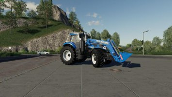 New Holland Stoll