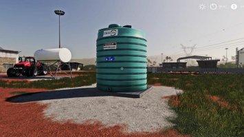 Placeable Herbicide Tank