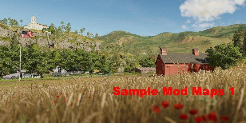 Sample mods map us (Ravenport) complete - FS19 Mod | Mod for ...