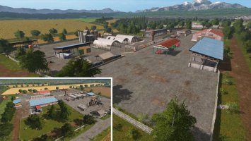 Slovak Village - Rise of Industry fs17