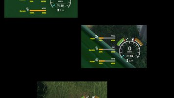 VehicleFruit Hud v0.2 Beta FS19