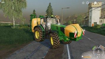 Amazone FT 1001 & UF 1801