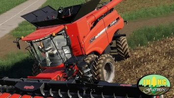 CaseIH Axial-Flow 240 USA Series fs19