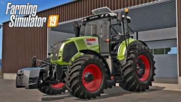 Claas Axion 800 (810, 830, 850)