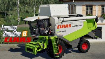 Claas Lexion 530 1.1
