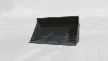 Configurable wheel loader shovel v2.0.0