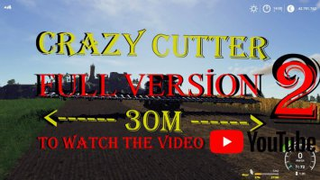Crazy Cutter Capello DiamantHS8 Full Version