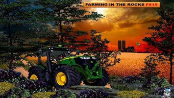 FARMING IN THE ROCKS