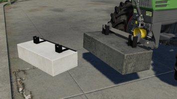 [FBM Team] Concrete weight 1.0.0