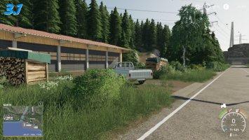 Felsbrunn Umbau - Multiplayer fähig v3.1 FS19