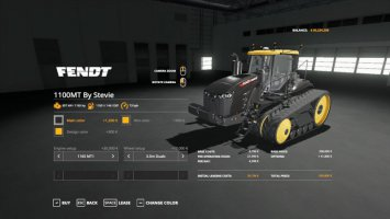 Fendt MT1100 series by Stevie fs19