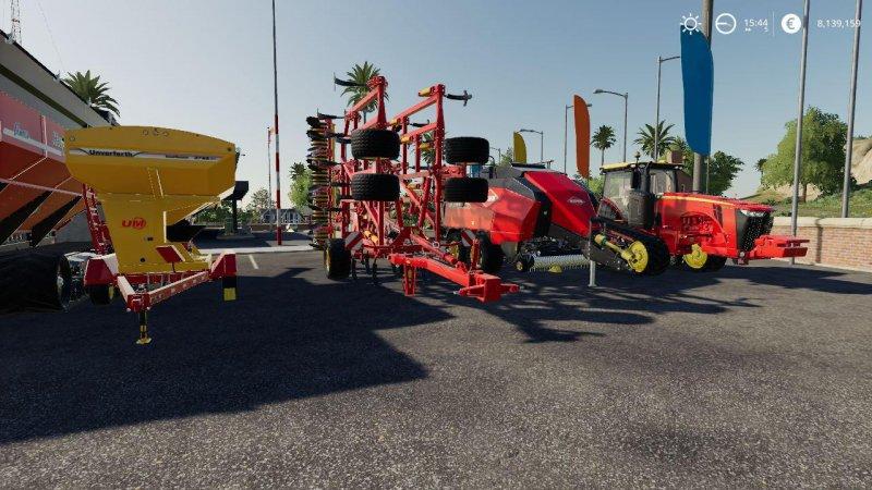 FS19 Mod Pack v1 0 by Stevie - FS19 Mod   Mod for Farming Simulator