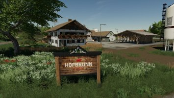 Hofbrunn Map v1.7
